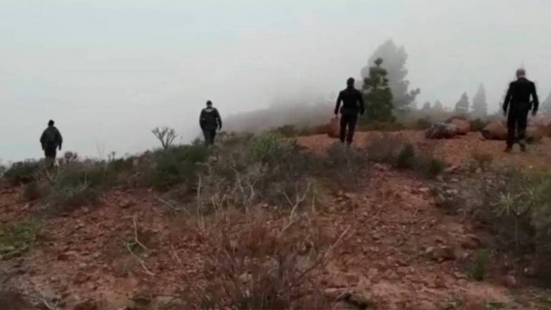 <span style='color:#780948'>ARCHIVED</span> - Traumatized 5-year-old found in the mountains of Tenerife after father kills mother and brother
