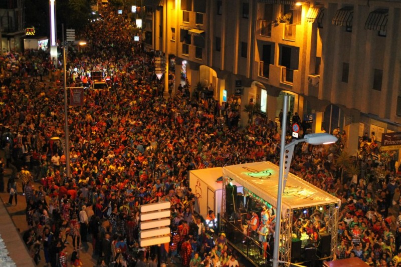 <span style='color:#780948'>ARCHIVED</span> - 26th April to 5th May 2019 Los Mayos fiestas in Alhama de Murcia: full programme