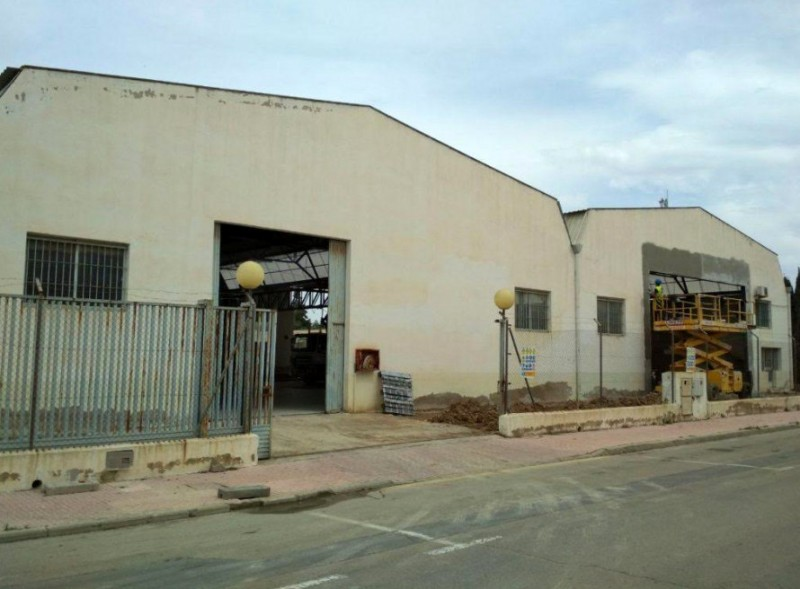 <span style='color:#780948'>ARCHIVED</span> - New ITV vehicle roadworthiness test centre for Alhama de Murcia