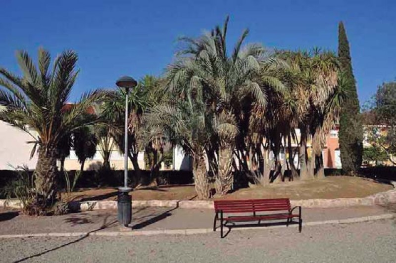Jardin de Francisco Rabal in Alhama de Murcia