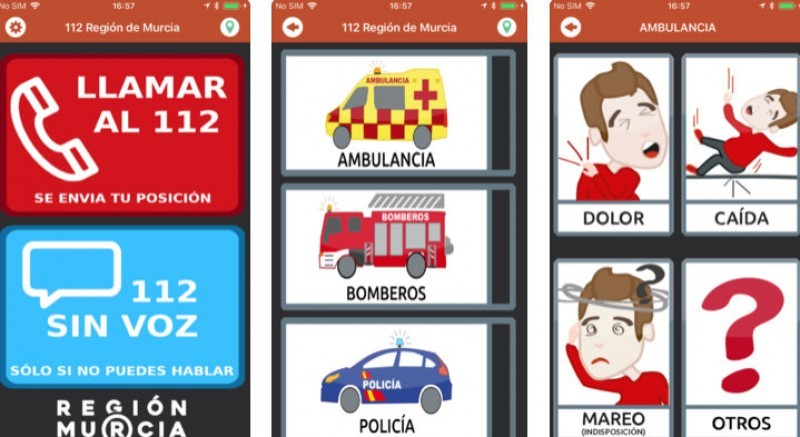 <span style='color:#780948'>ARCHIVED</span> - Multilingual 112 emergency app to the rescue of British walkers in the mountains of Murcia