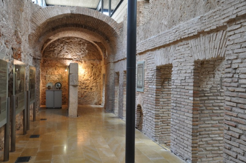 <span style='color:#780948'>ARCHIVED</span> - Saturday 1st June Alhama de Murcia: Free guided tour of the Los Baños thermal baths and archaeological museum