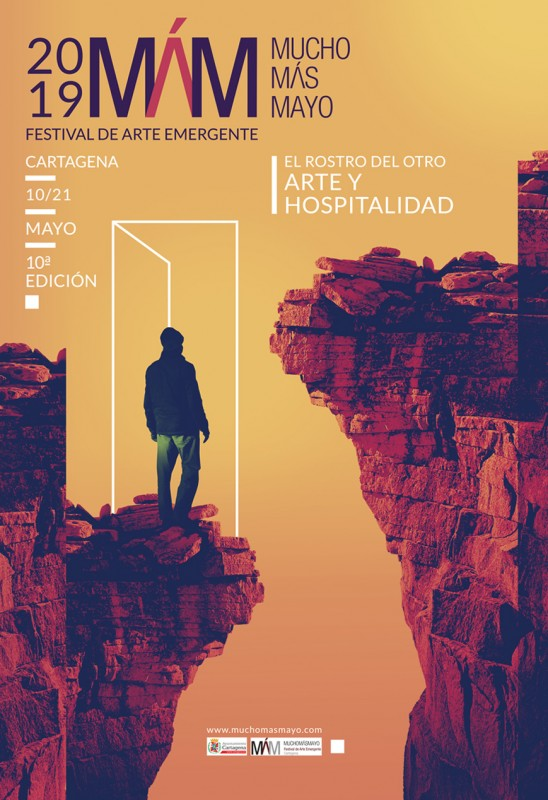 <span style='color:#780948'>ARCHIVED</span> - 10th to 21st May Cartagena: Mucho Más Mayo Emerging Arts Festival
