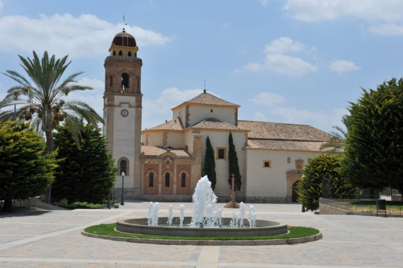 Sunday 16th June Guided tour of the Virgen de las Huertas convent in Lorca