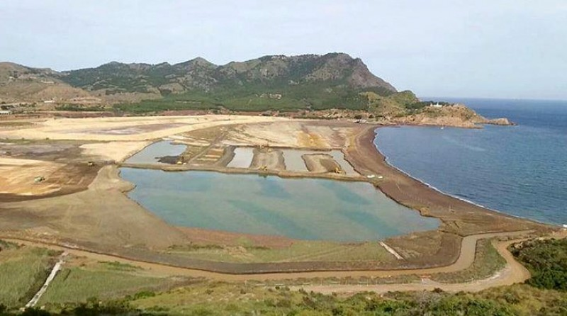 Portmán bay regeneration project to be extended to reach the old port