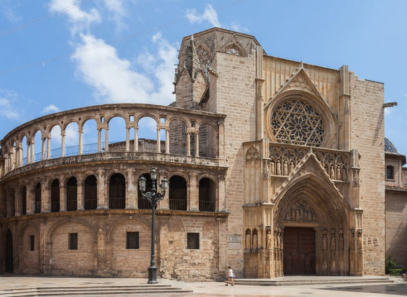 Termites threaten partial collapse of Valencia cathedral