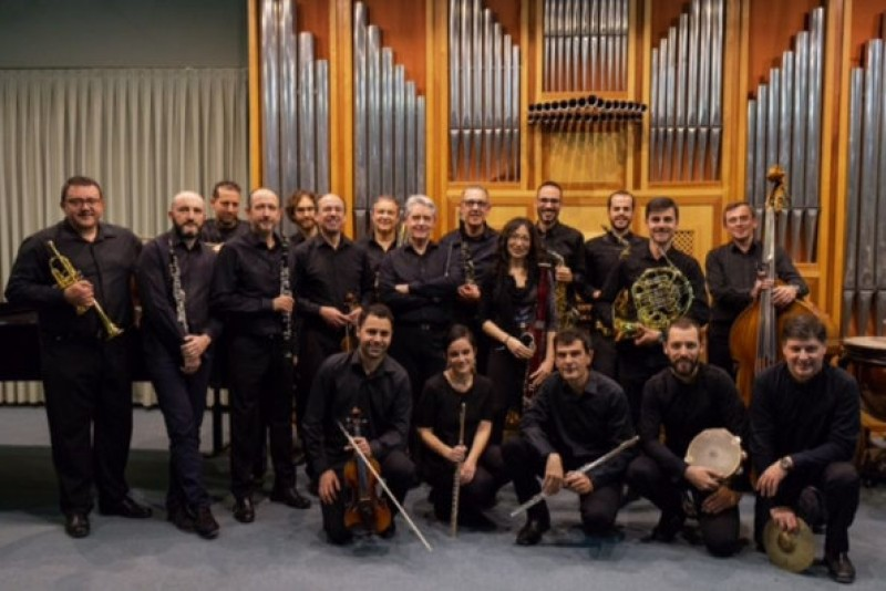 <span style='color:#780948'>ARCHIVED</span> - 22nd May, free concert by teachers at the Murcia Conservatorio at the Auditorio Víctor Villegas