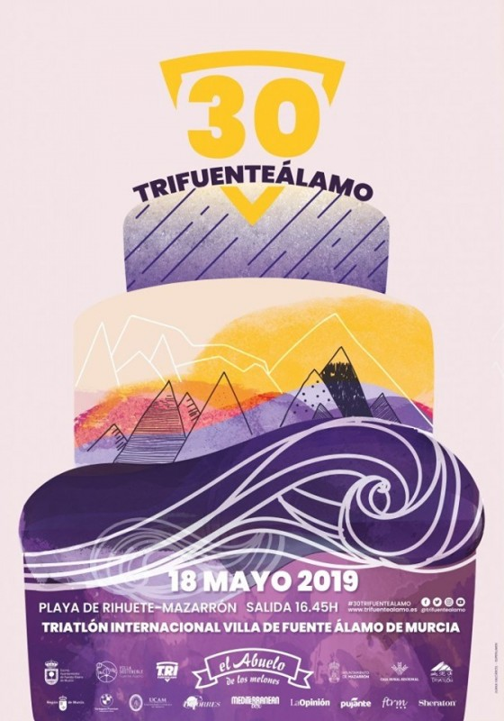 <span style='color:#780948'>ARCHIVED</span> - Saturday 18th May Fuente Álamo Triathlon: Puerto de Mazarrón to Fuente Álamo