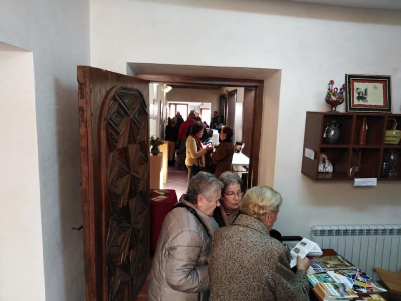 <span style='color:#780948'>ARCHIVED</span> - Sunday 9th June Open doors crafts day at the Casa del Artesano in Jumilla