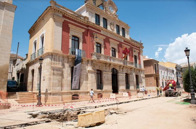 <span style='color:#780948'>ARCHIVED</span> - 19th Mazarrón century water works could be preserved as a historical relic
