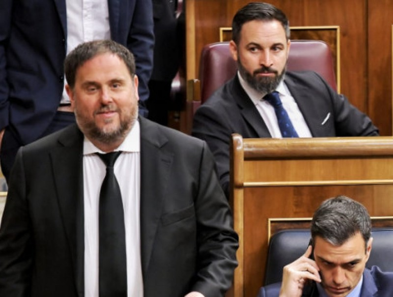 <span style='color:#780948'>ARCHIVED</span> - Sparks fly in an eventful first session of the new national parliament