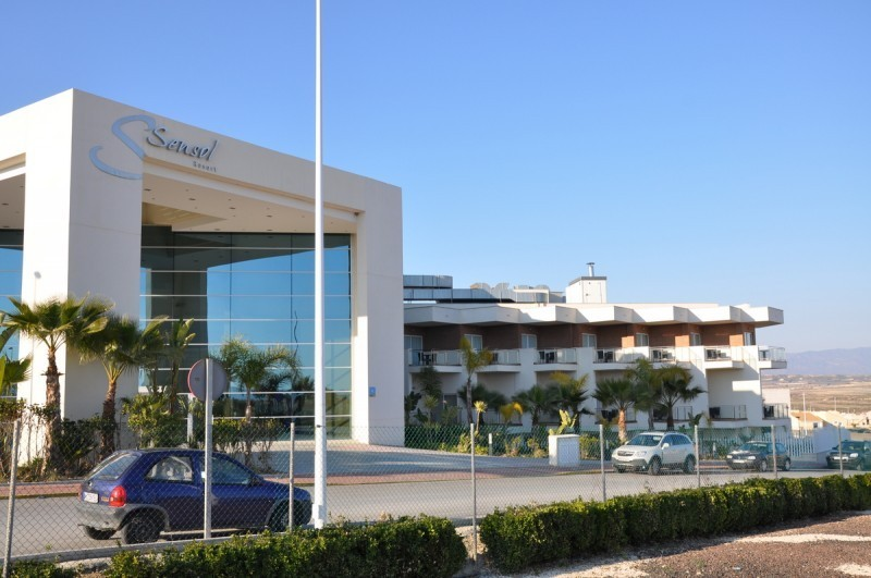 <span style='color:#780948'>ARCHIVED</span> - Mazarrón Mayoress comments on re-opening of Camposol hotel