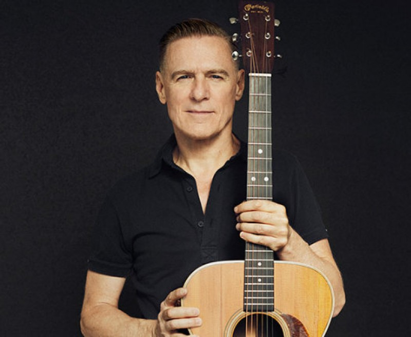 <span style='color:#780948'>ARCHIVED</span> - Half the tickets to see Bryan Adams live in Murcia  have been sold in just one day!
