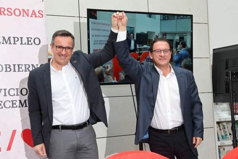 <span style='color:#780948'>ARCHIVED</span> - Camposol resident elected to Mazarrón council as the PP narrowly hold off the PSOE