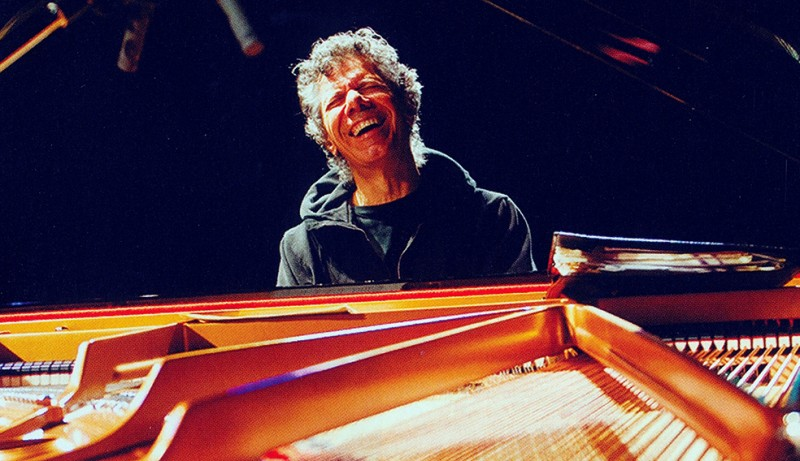 July 25th Chick Corea and the Spanish Heart Band at San Javier Jazz Festival