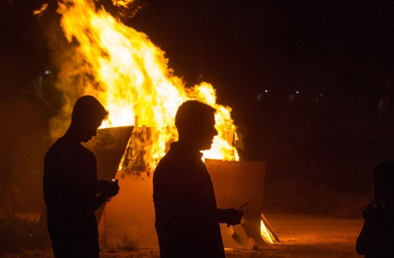 142 incidents related to San Juan bonfires in the Region of Murcia