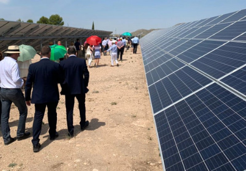<span style='color:#780948'>ARCHIVED</span> - Almost 10 per cent of Spain's solar power is generated in the Region of Murcia
