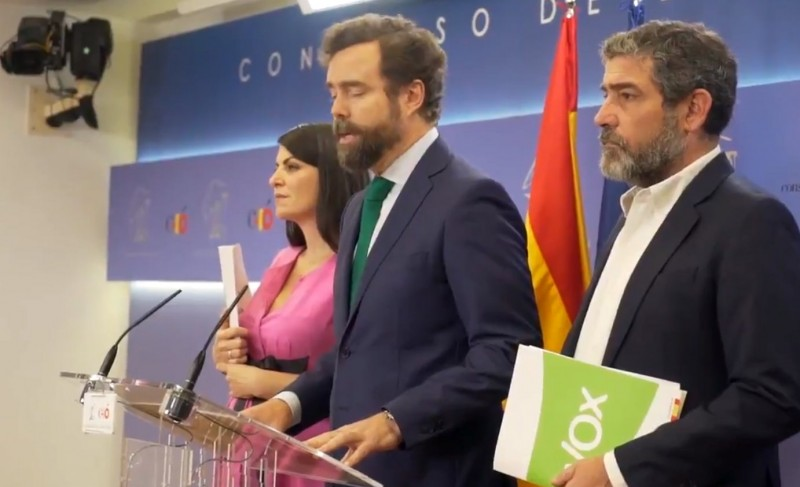 <span style='color:#780948'>ARCHIVED</span> - Proposed PP-Ciudadanos government in Murcia threatened by far-right party Vox