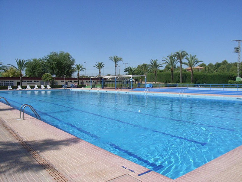 <span style='color:#780948'>ARCHIVED</span> - Municipal swimming pools in Totana open for the summer
