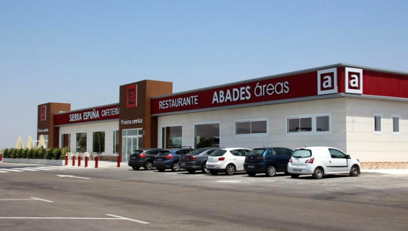 <span style='color:#780948'>ARCHIVED</span> - New motorway service station and rest stop on the A-7 near Alhama de Murcia