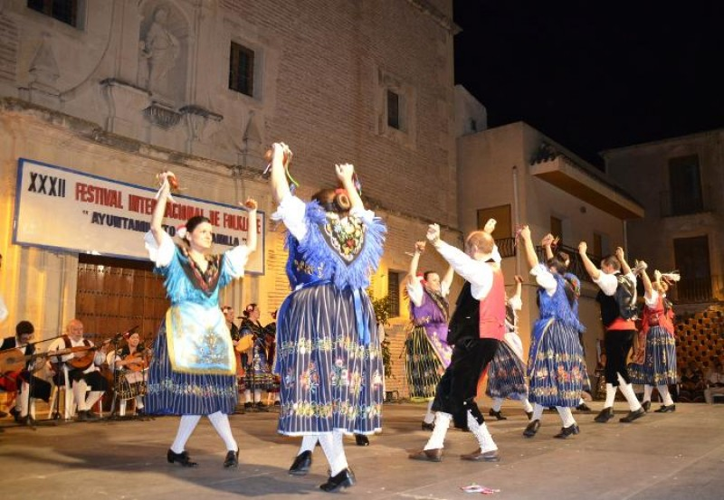 <span style='color:#780948'>ARCHIVED</span> - 3rd August XXXVI Festival of Folk dancing Abanilla