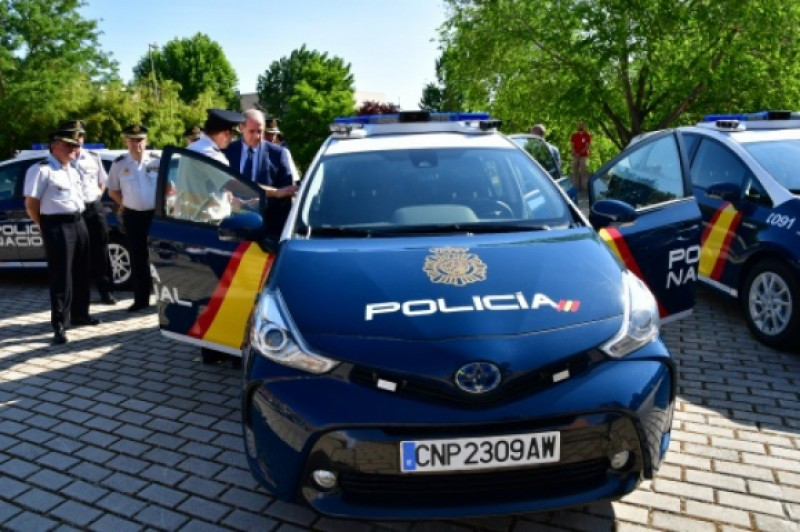 <span style='color:#780948'>ARCHIVED</span> - New police car cameras can read and process 400 number plates per minute