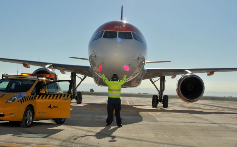 <span style='color:#780948'>ARCHIVED</span> - Murcia-Mallorca flights begin at Corvera airport