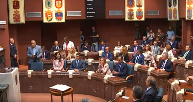 <span style='color:#780948'>ARCHIVED</span> - No change likely in the Murcia government after all