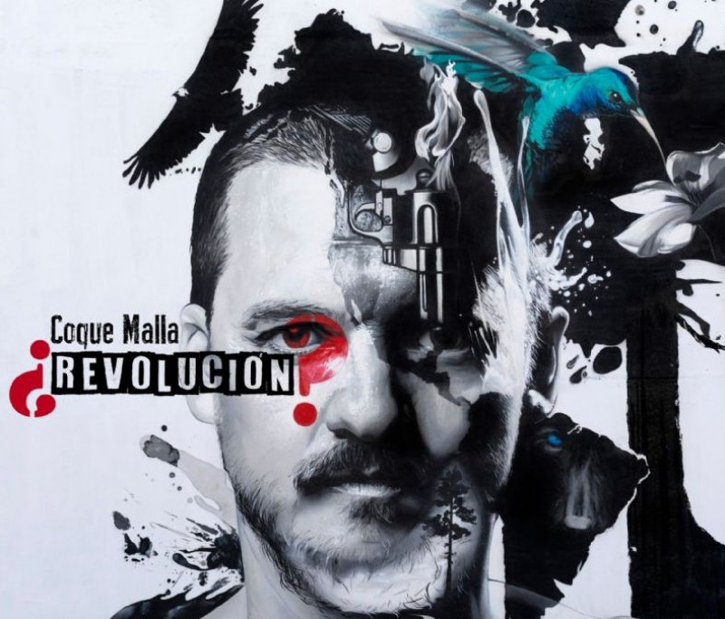17th January 2020, Coque Malla live in concert at the Auditorio Víctor Villegas in Murcia