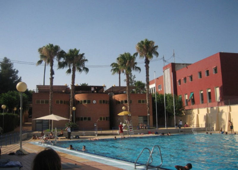 <span style='color:#780948'>ARCHIVED</span> - Summer 2019, open-air public swimming pools in the municipality of Murcia