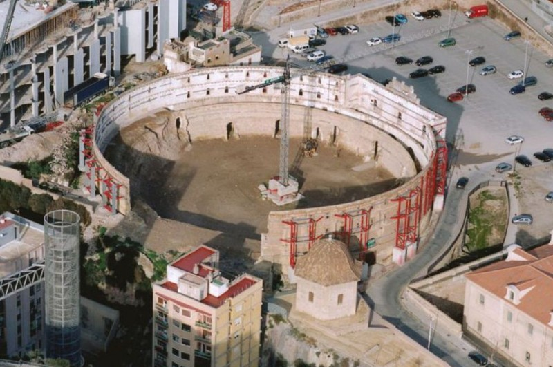 <span style='color:#780948'>ARCHIVED</span> - Funding approved to draw up second phase of Cartagena Roman amphitheatre recovery