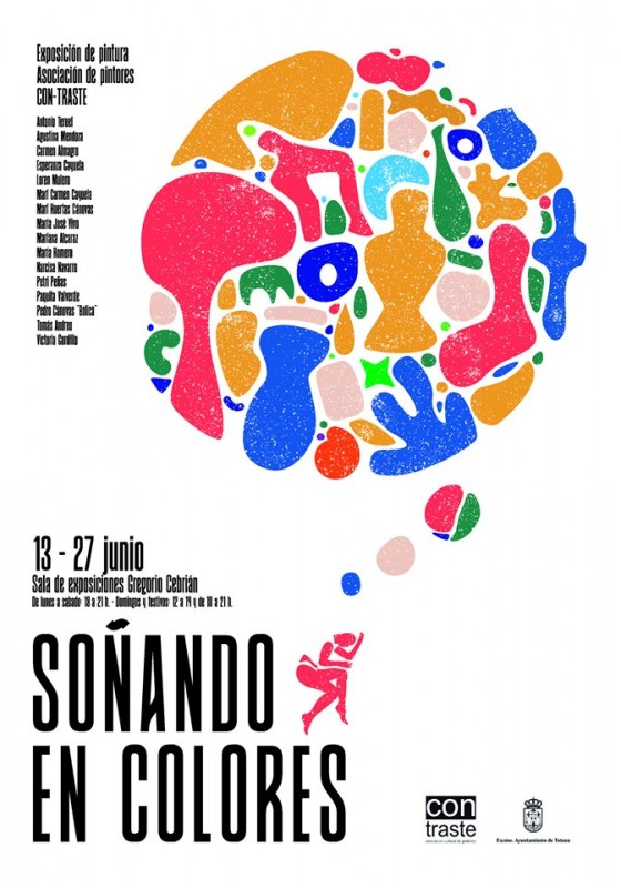 <span style='color:#780948'>ARCHIVED</span> - 13th to 27th June Soñando en Colores in Totana