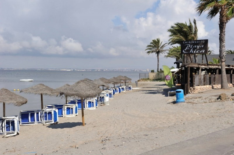 83-year-old dies while bathing at the beach in La Manga