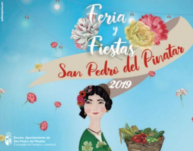 <span style='color:#780948'>ARCHIVED</span> - 25th to 30th June Fiestas of San Pedro in San Pedro del Pinatar