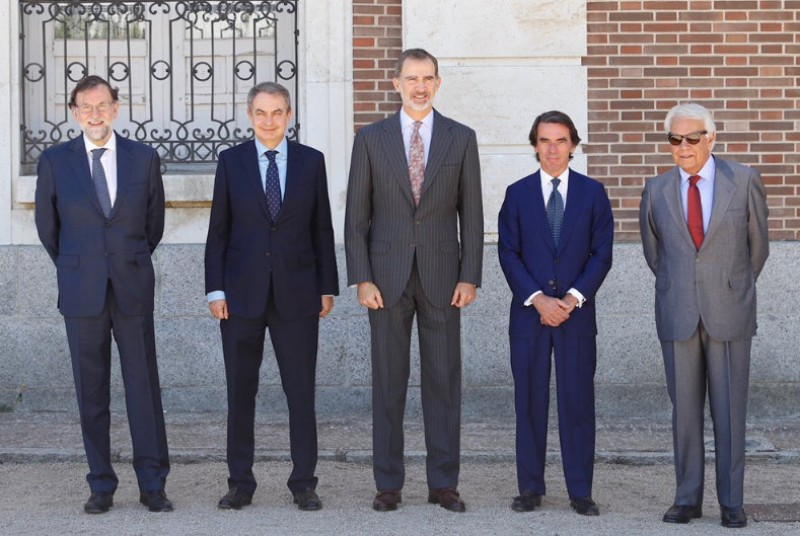 <span style='color:#780948'>ARCHIVED</span> - Felipe VI celebrates 5 years on the throne with Spain again awaiting a national government