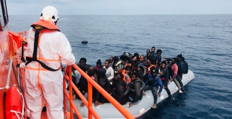 <span style='color:#780948'>ARCHIVED</span> - Fewer migrants reaching the Spanish coast as Morocco tightens coastal security