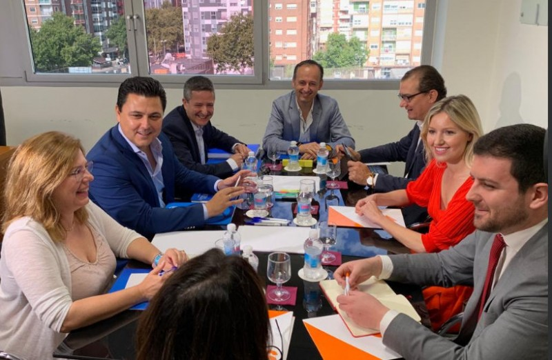 PP and Ciudadanos close in on coalition government in Murcia