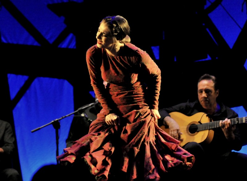 <span style='color:#780948'>ARCHIVED</span> - 31st July to 10th August, Cante de las Minas flamenco festival in La Unión 2019