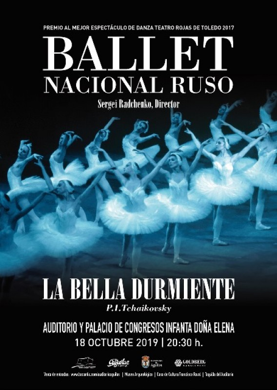 Friday 18th October Ballet Sleeping Beauty in Águilas