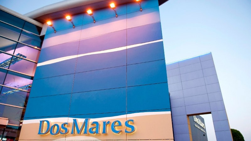Dos Mares shopping centre in San Javier sold for 28.5 million euros