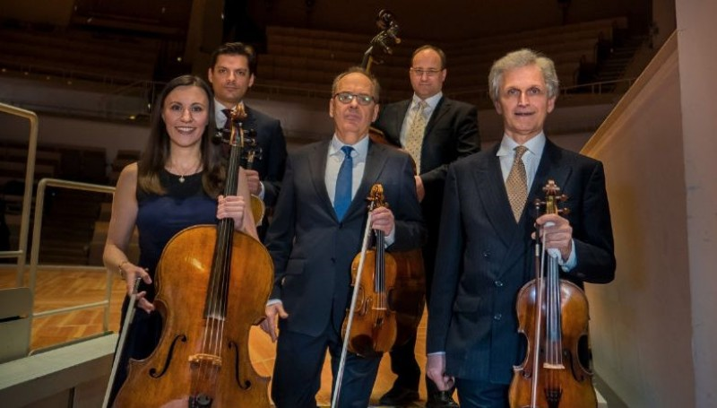 11th December, the Berlin Philharmonic Quintet open the Grand Concerts cycle at the Auditorio Víctor Villegas in Murcia