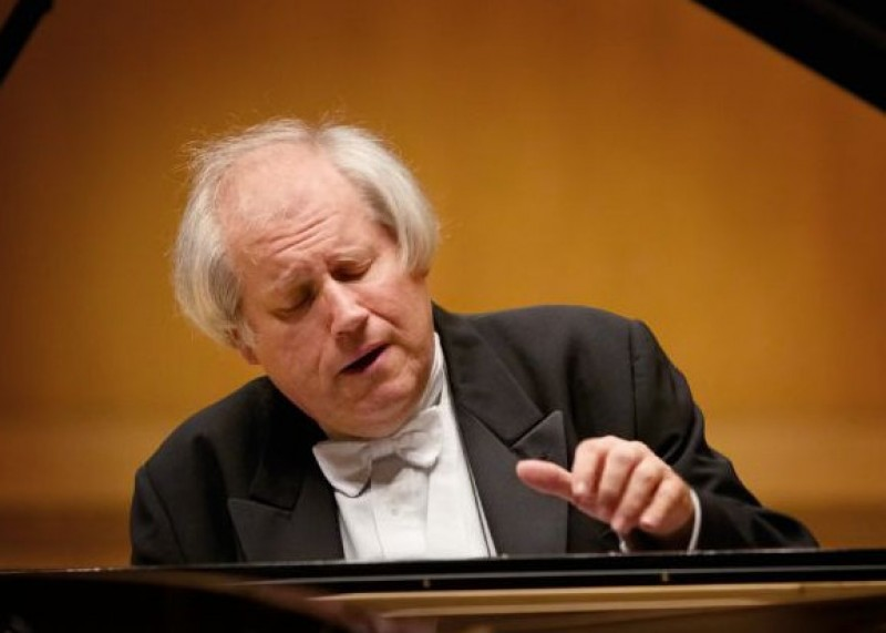 <span style='color:#780948'>ARCHIVED</span> - 22nd February 2020 star concert pianist Grigory Sokolov at the Auditorio Víctor Villegas in Murcia
