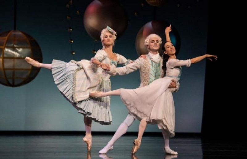 28th December, The Nutcracker ballet at the Auditorio Víctor Villegas in Murcia