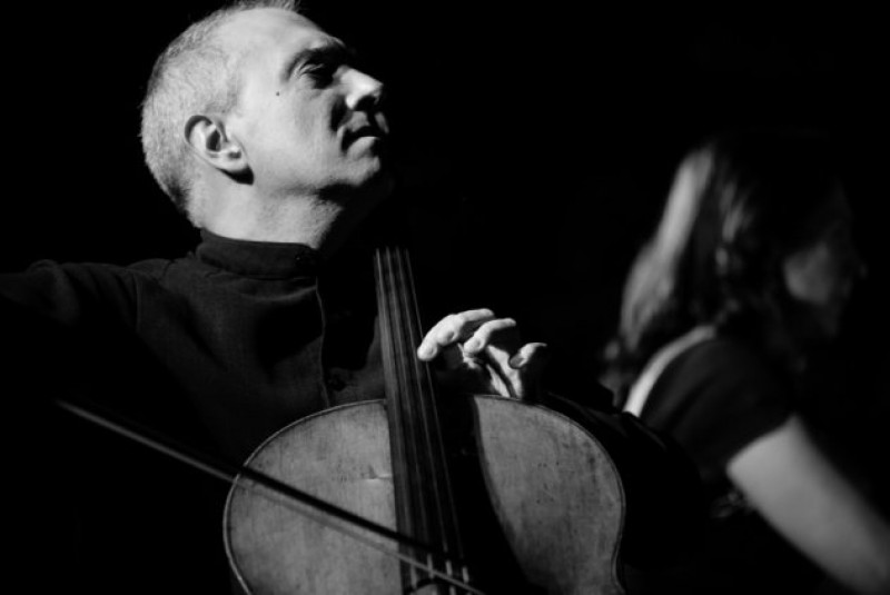 30th November, cellist Asier Polo with the Murcia Symphony Orchestra at the Auditorio Víctor Villegas in Murcia