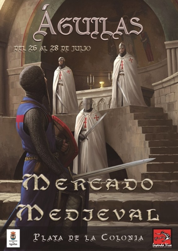 <span style='color:#780948'>ARCHIVED</span> - 26th to 28th July Águilas Mediaeval market