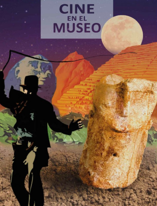 Every Thursday, free open-air cinema at Cartagena Archaeological Museum