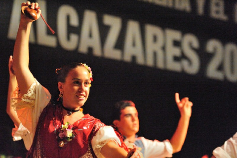 14th to 24th August 2019; Semana de la Huerta y el Mar in Los Alcazares