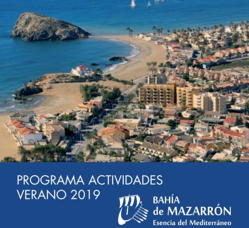<span style='color:#780948'>ARCHIVED</span> - Free summer activities program in and around Puerto de Mazarrón August 2019