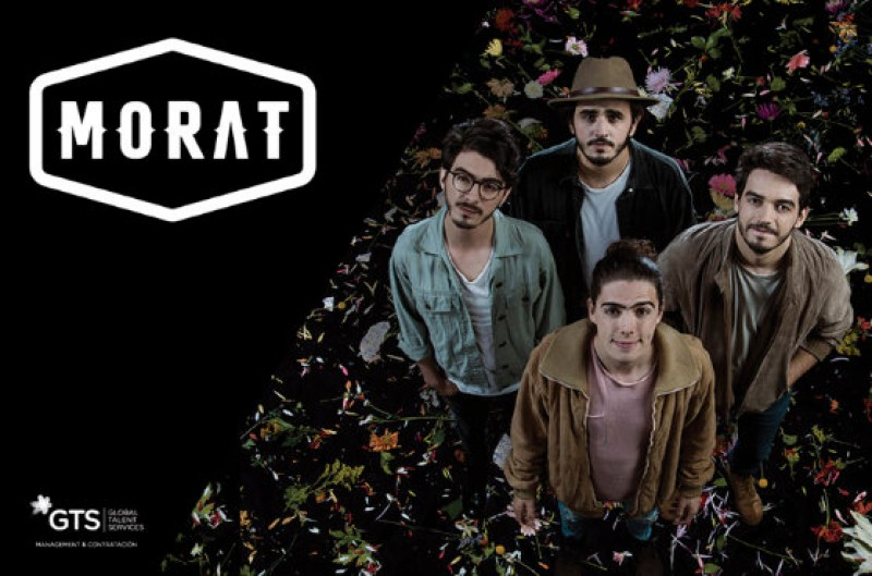<span style='color:#780948'>ARCHIVED</span> - 5th September, Morat in concert in Murcia