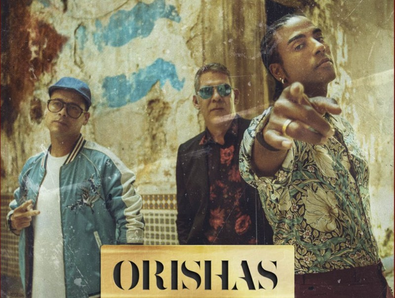 <span style='color:#780948'>ARCHIVED</span> - 20th September, Orishas live in concert in Murcia